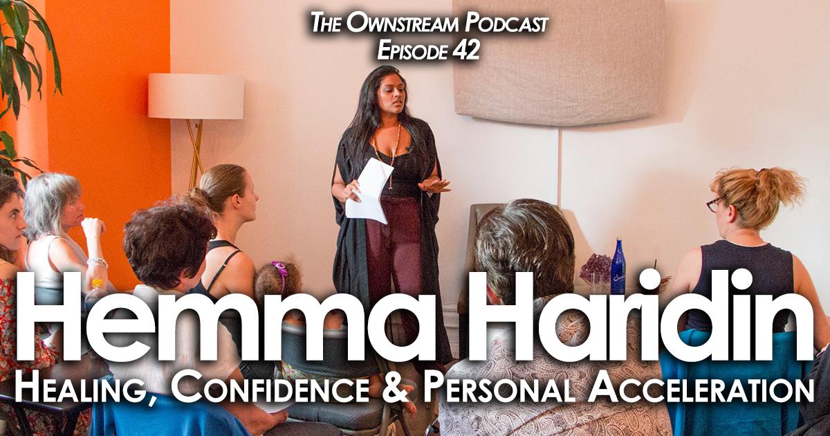 Os42 Hemma Haridin Healing Confidence Amp Personal