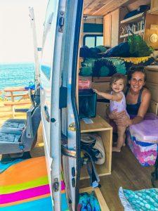 Family Sprinter Van Conversion
